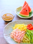 タレから作る!本格冷やし中華の作り方レシピ