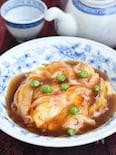 とろーり卵の天津飯