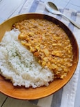 ひき肉は少しだけ!豆腐と野菜のヘルシーキーマカレー