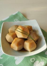 『里芋の煮物柚子風味』