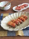 お弁当やおつまみに♪しめじのベーコン巻き☆カレー風味
