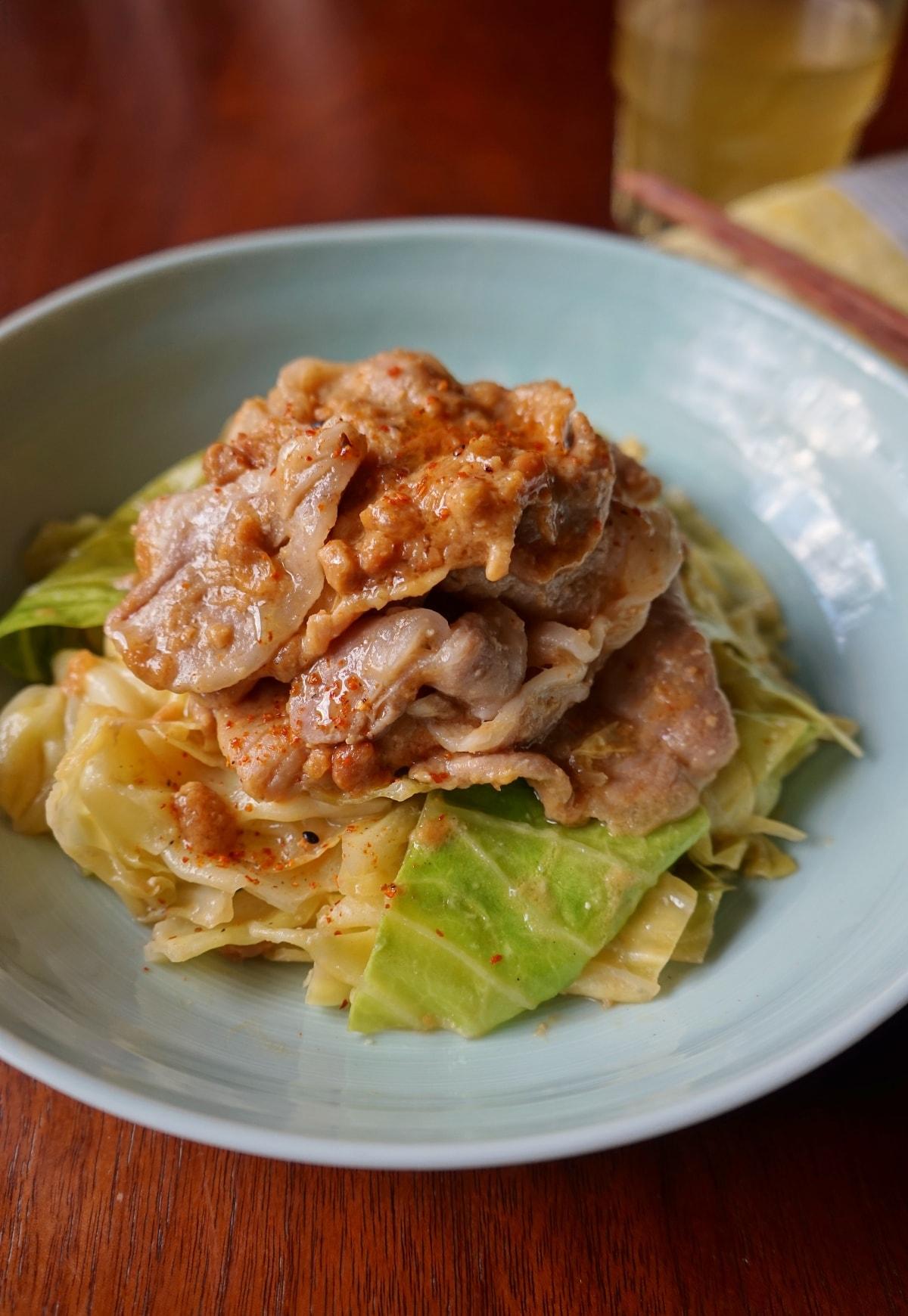 豚 ロース 肉 薄切り レシピ
