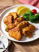調味料3つだけでこの美味しさ!『鶏むねタンドリーチキン』