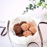 材料2つ♡短時間de簡単♡チョコクランチ