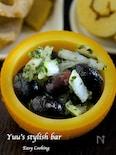 甘〜い煮豆が苦手な方に♪『黒豆のマリネ』