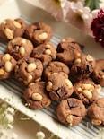 大豆とおからのチョコクッキー【グルテンフリー】