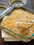 *新玉ねぎとはんぺんと鶏ひき肉の簡単チーズミートローフ風*