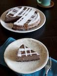 ココアチーズケーキ