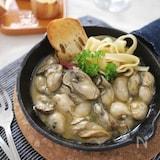 スキレットで簡単!牡蠣のオイル煮