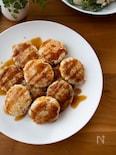 『たけのこと豆腐のふわふわつくね』#ヘルシー#簡単#お弁当