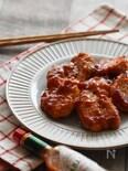 【10分】コクうま!豚ヒレ肉のポークチャップ。