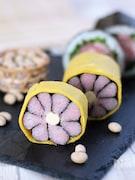 お花の恵方巻き【飾り巻き寿司】