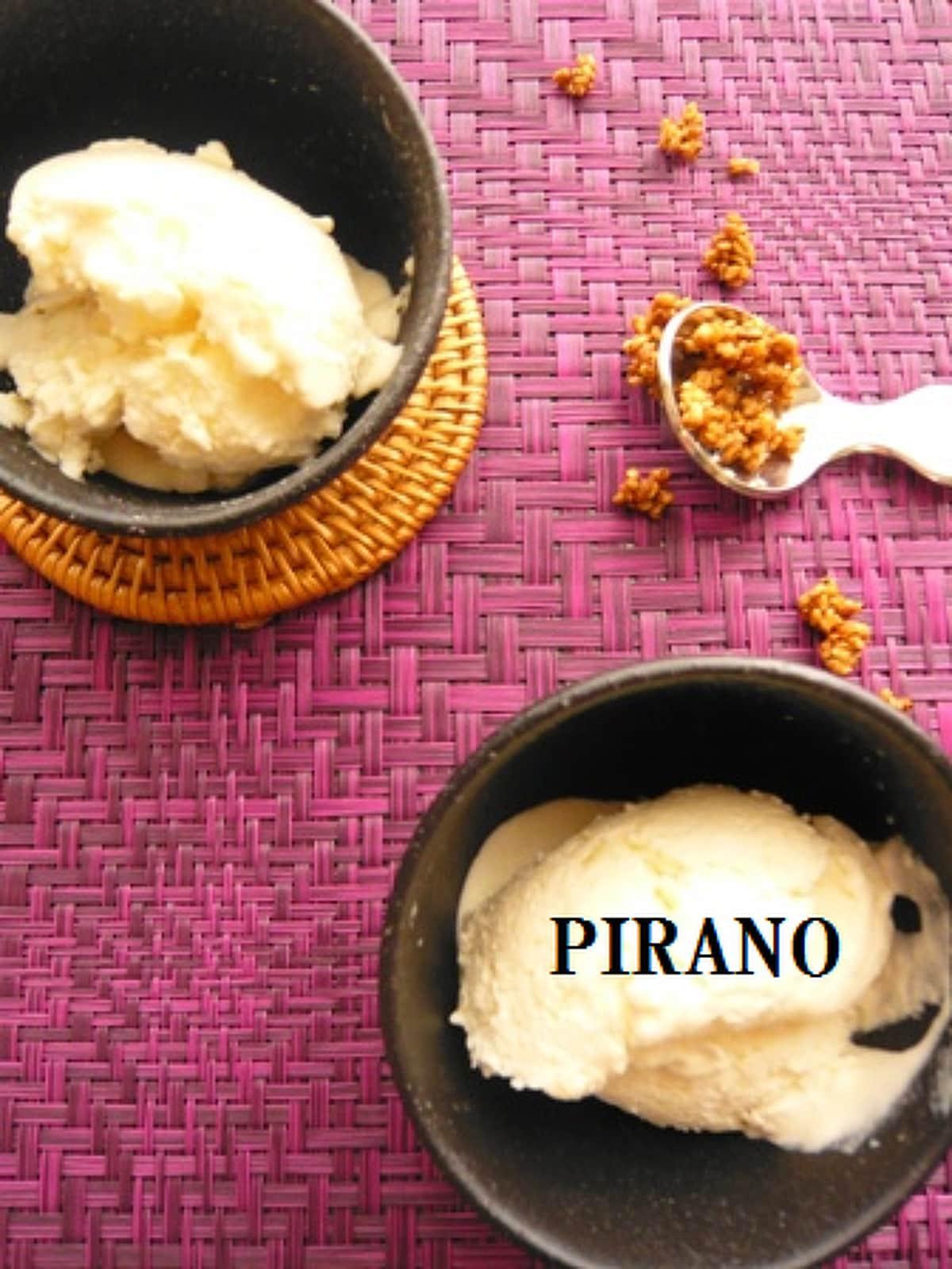 絹ごし豆腐を使ってカロリーダウン!80kcalのヘルシーアイス