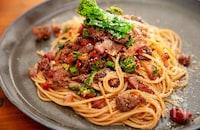 【ASIAN KUNG-FU GENERATION】伊地知潔の今日、何食べたい?Vol.15 春野菜たっぷりパスタ