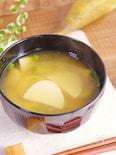 筍の美味しいお味噌汁