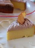 フライパンで作る‼️さつまいものしっとりプリン風ケーキ