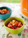 〈シャトルシェフ〉ソースにも使える夏野菜のラタトゥイユ