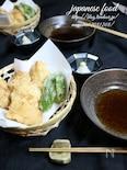 【基本の和食】とっても柔らか・鶏むね肉の天ぷら