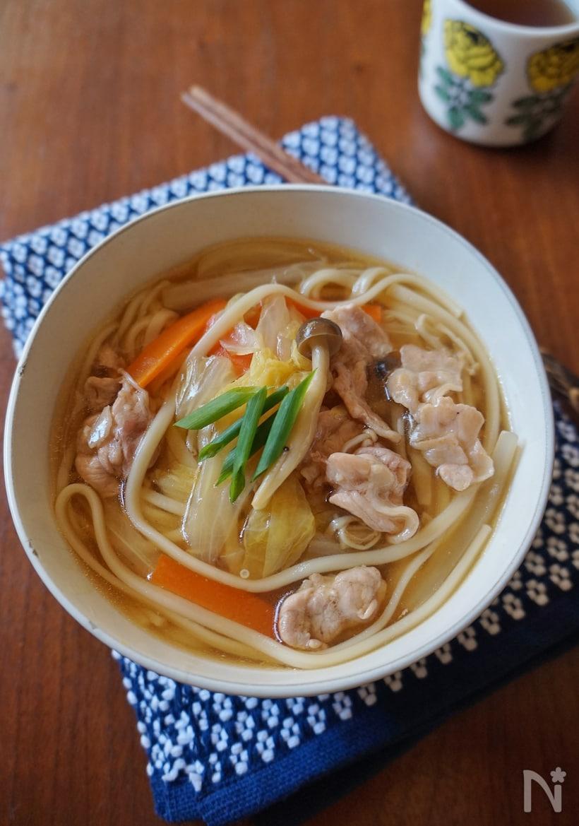 豚肉と牛肉でアレンジ自在!「肉うどん」のおすすめレシピ20選をご紹介♪の画像