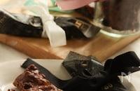ココナッツオイルで作る。チョコレートバー