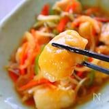 【お餅アレンジ】もっちりじゅわ~っと♡鶏もち南蛮漬けの作り方