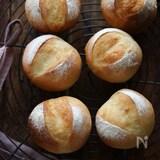 基本の丸パン。