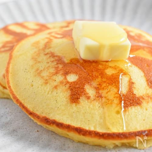米粉と甘酒のパンケーキ