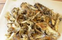 梅昆布でさっぱり☆【舞茸の天ぷら風】お弁当の地味旨おかず!