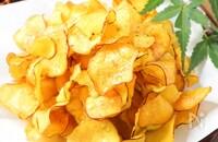 秋の簡単お菓子♪やめられない止まらない♡『さつま芋チップス』