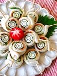 くるくる海苔チーズ竹輪