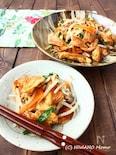 沖縄家庭料理 * フーチャンプルー(お麩の炒めもの)