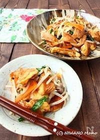 『沖縄家庭料理 * フーチャンプルー(お麩の炒めもの)』