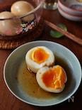酸っぱ辛くてクセになる!ピリ辛酢醬油卵