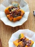 冬至の日に食べよう!塩麴入りかぼちゃのいとこ煮