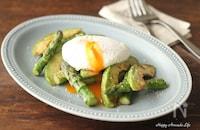 春野菜と相性バッチリ?春を満喫するアボカドレシピ