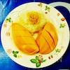 タイではこう!マンゴーの意外な食べ方、おいしいよ〜