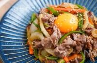 牛肉が少し余った時にも♪『牛肉と彩り野菜の甘辛炒め♪♪』