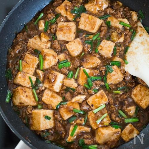 甜麺醤要らずで美味!我が家の麻婆豆腐
