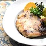【季節の魚】しっとり爽やか♡ぶりの柚子オイルマリネ焼き♪