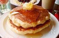 パンケーキのレシピ15選 | おうちでカフェ気分♪ふわふわパンケーキの作り方