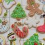 クリスマス気分を盛り上げる!アイシングクッキーを作ろう