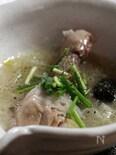 簡単「参鶏湯(^^♪」