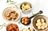 ナッツの美容効能&レシピ | アーモンド・クルミ・カシューナッツ