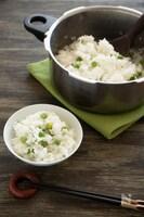 【圧力鍋レシピ】基本の 豆ごはん 色鮮やか!香り豊か!