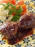 高野豆腐deハンバーグ☆ダイエッター救済