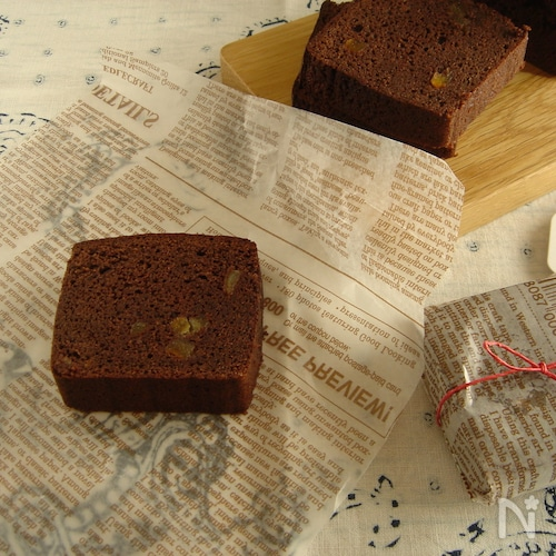 濃厚♪チョコレートケーキ。