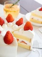 基本のいちごのショートケーキ