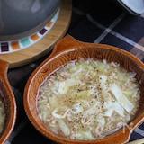 スープde飲む餃子♪具沢山とろとろスープ<栄養計算つき>