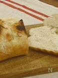 【ほっとき!もちもちパン】【トースターで焼ける】フォカッチャ
