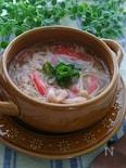 旨みたっぷり、鶏のあんかけスープ